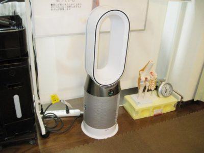ダイソン最新型空気清浄機